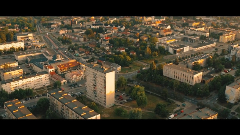 Radomsko - trailer filmowy na YouTube